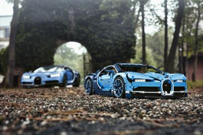 Revealed: The New Lego® Technic™ Bugatti Chiron. Where Art, Engineering And Bricks Combine