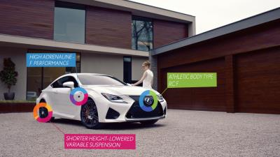 Lexus Partners With 23andMe For U0027Genetic Selectu0027