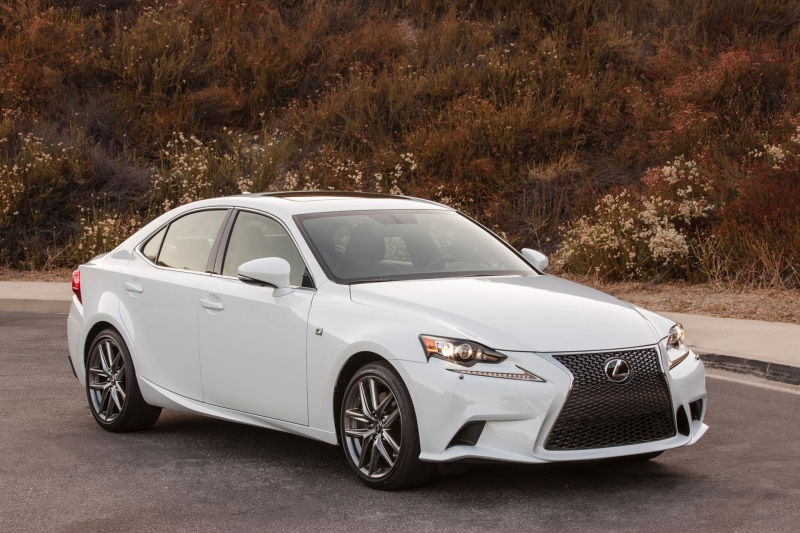 LEXUS IS SPORT SEDAN GETS REVVED UP IN 2016 WITH THREE AVAILABLE ENGINES