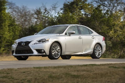 LEXUS IS MODELS PULL MAJOR UPSET IN SPORT SEDAN SEGMENT