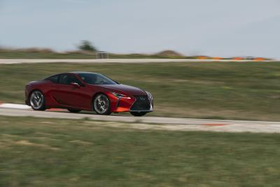 Lexus LC 500 Takes Top Honors As The 2018 'Car Of Texas' At Texas Auto Writers Auto Roundup