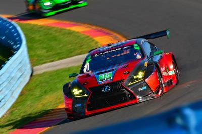 Lexus RC F GT3s To Race At Lime Rock Park