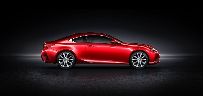 MORE LEXUS RC COUPE TO LOVE - F SPORT TO BE REVEALED AT GENEVA INTERNATIONAL MOTOR SHOW