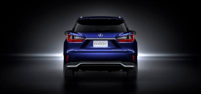 Lexus Announces Pricing For The New Three-Row RX Hybrid