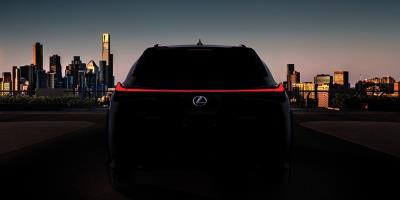 All-New Lexus UX Crossover Will Highlight The 2018 Geneva Motor Show