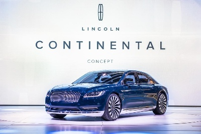 LINCOLN UNVEILS THREE ALL-NEW VEHICLES AT AUTO SHANGHAI 2015