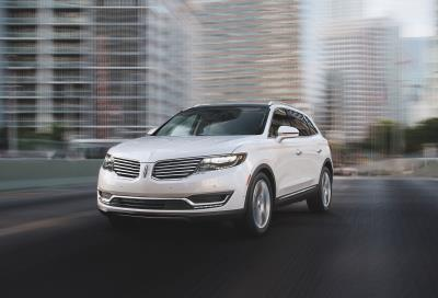 Lincoln MKX, MKZ Hybrid Earn Placement On 'Vincentric Best Fleet Value In America' List