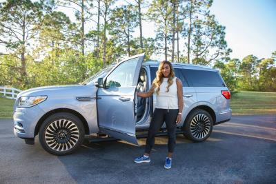New Navigator Digital Campaign With Serena Williams Focuses On Power, Capability, Strength