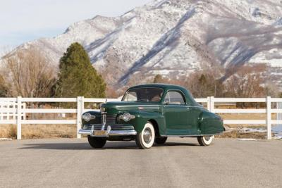 Trio Of Exceptional Lincoln Zephyr Coupes Consigned To Amelia Island Auction