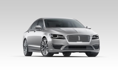 2017 LINCOLN MKZ EARNS TOP SAFETY RATING FROM INSURANCE INSTITUTE FOR HIGHWAY SAFETY