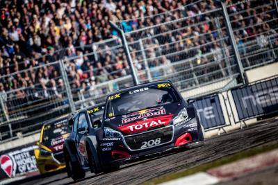 Sebastien Loeb Scores Another Podium For Peugeot At RX Latvia