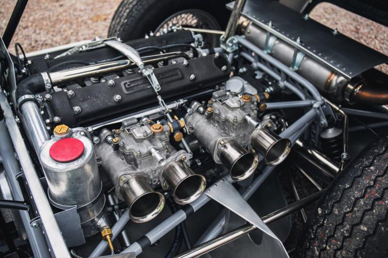 Historic Lotus 19 Raced By Moss, Hill, Ireland And Clark Comes To The Open Market For The First Time In 57 Years