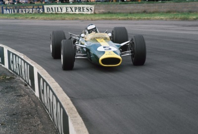 WORLD-FIRST DISPLAY OF ALL SEVEN REMAINING LOTUS 49S LINING-UP AT AUTOSPORT INTERNATIONAL