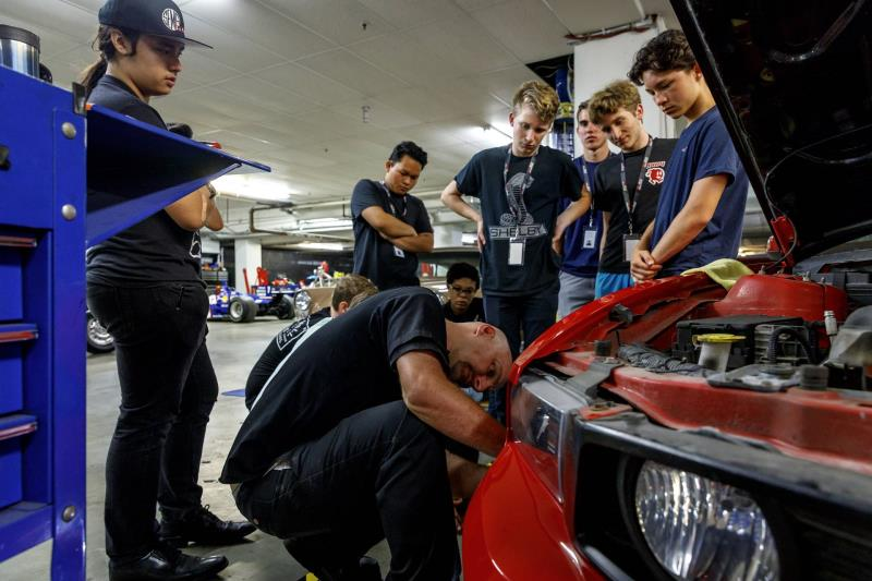 Petersen Automotive Museum To Provide Free Admission To LAUSD Students Through January
