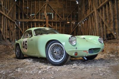 1958 Lotus Elite Earls Court Motor Show Car To Star At Silverstone Auctions Sale