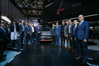 Lynk & Co Confirms 'New Energy Strategy' At Beijing Auto Show 2018 With First PHEV Reveal