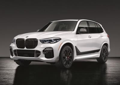Extensive Range Of M Performance Parts For The New BMW X5 As Original BMW Accessories