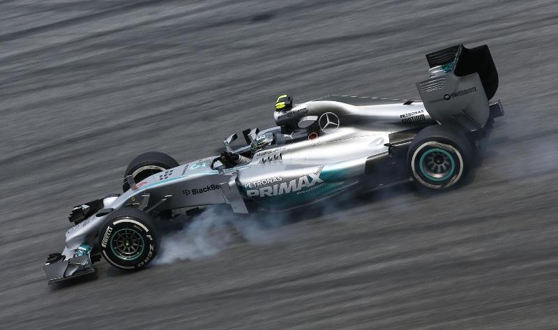 2014 Malaysian Grand Prix Race Conceptcarz Com