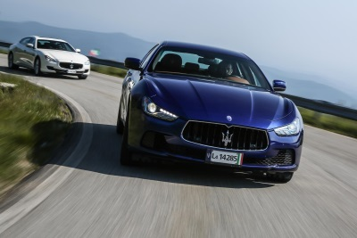 Maserati starts 2016 with a new Italian sales record
