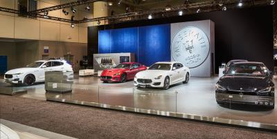 Maserati Showcases 2018 Upgrades With Full Lineup At Canadian International Autoshow In Toronto