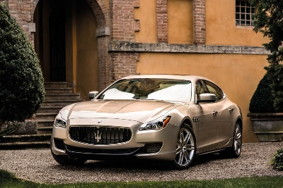 Maserati Takes top Honor In Class As Robb Report's 'Best of the Best Sedan'