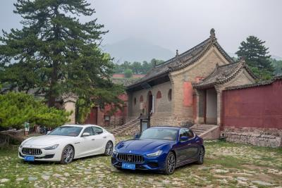 Maserati Completes Its A Tribute To China 2019 Grand Tour 10,000Km Journey Celebrates 15 Years In China