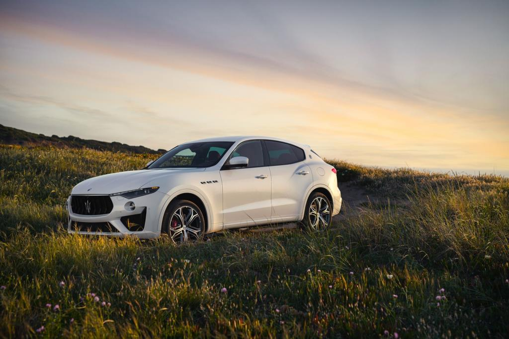 Maserati Levante Gts Named Suv Of Texas And Best Fullsize Luxury Suv By The Texas Auto Writers A