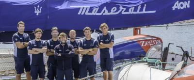 Maserati Multi 70 And Giovanni Soldini Are Ready For The Start Of The 50Th Edition Of The Transpacific Yacht Race
