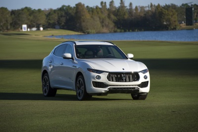 Maserati Sponsors The PNC Father/Son Challenge Golf Tournament