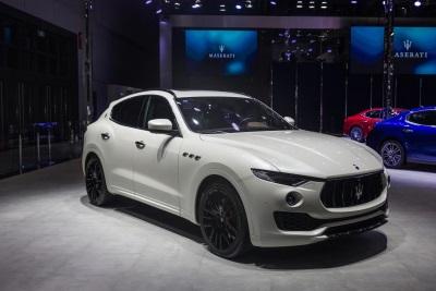 Maserati No. 100,000, A Quattroporte Gransport Sedan, Presented To Chinese Customer At Auto Shanghai 2017