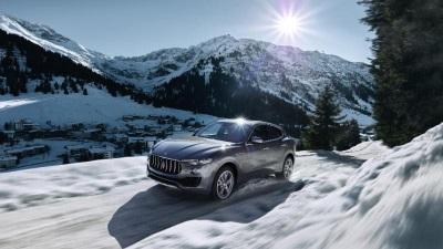 Краткий обзор нового Maserati Levante