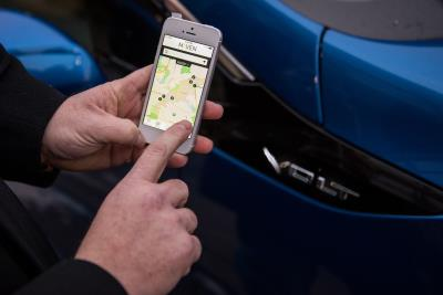 Maven City Car Sharing Launches In Toronto