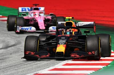 Max Verstappen Earns Podium Finish For Honda In Austria