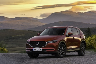 Mazda Takes Double Honours At The 2017 Scottish Car Of The Year Awards