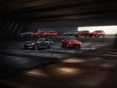 Mazda Reports April Sales Results