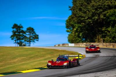 Double Podium For Mazda At Petit Le Mans