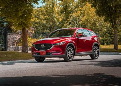 Mazda Reports October Sales Results
