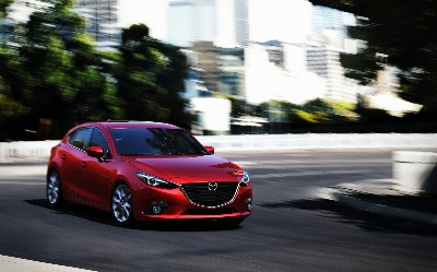 MAZDA ANNOUNCES PRICING AND FUEL ECONOMY OF ALL-NEW 2014 MAZDA3
