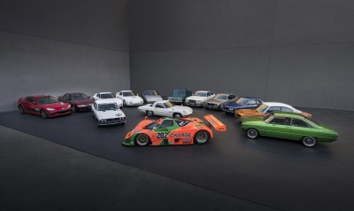 Mazda Celebrates 50 Years Of Challenging Convention
