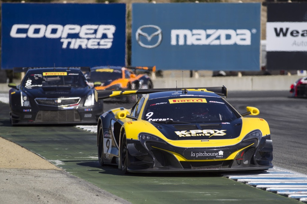 Mazda Raceway Laguna Seca >> Inaugural California 8 Hours At Mazda Raceway Laguna Seca