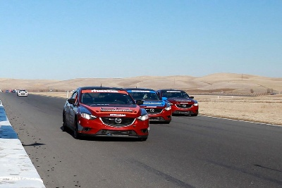 MAZDA MOTORSPORTS TAKES ON NORTH AMERICA'S LONGEST ROAD-RACE