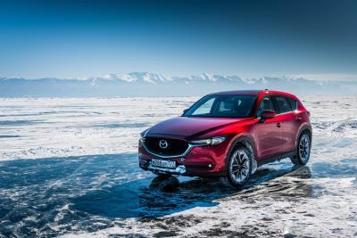 Mazda Collaborates With BAFTA Nominated Director Ed Bazalgette To Create Short Film About Lake Baikal