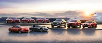 MAZDA NAMED 2017 BEST CAR BRAND BY U.S. NEWS & WORLD REPORT