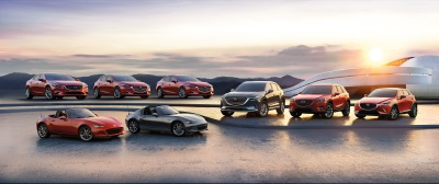 Mazda Earns 'Best Car Styling' Award From Kelley Blue Book