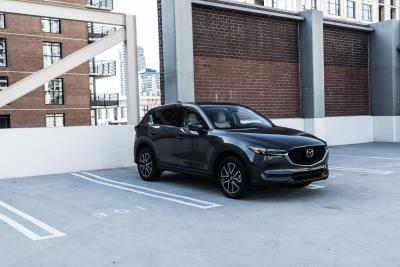 Mazda Earns Two Of 10 Spots On Car And Driver's 10Best Trucks And SUVs List