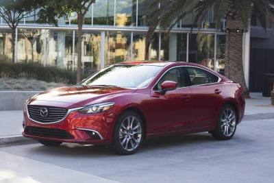 FOUR MAZDA VEHICLES NAMED 2017 CONSUMER GUIDE® AUTOMOTIVE BEST BUYS