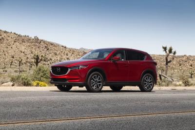 2017 Mazda CX-5 Named Digital Trends' Best Crossover SUV