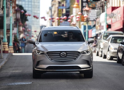 2017 Mazda CX-9 Earns Strategic Vision's 'Total Qualty Impact' Award