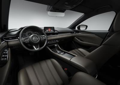 Mazda's Geneva Motor Show Stand Spotlights The New Mazda6, Stunning Concept Cars And Next-Generation Engine Technology