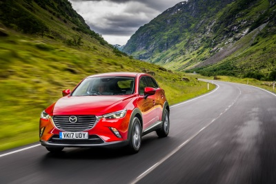 Mazda's Global Sales Continue To Grow
